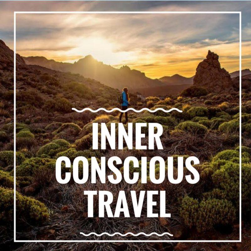 Agenc de Voyage en Iran - Logo Inner Conscious Travel