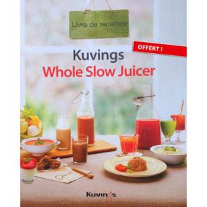 extracteur-de-jus-kuvings-evo820-livre-recettes